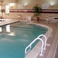 Swimming pool at Hilton Garden Inn Fort Wayne