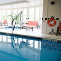 Swimming pool at Hilton Garden Inn Gettysburg
