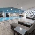 Swimming pool at Hilton Garden Inn / Homewood Suites by Hilton