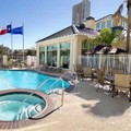 Swimming pool at Hilton Garden Inn Houston Galleria