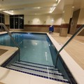 Swimming pool at Hilton Garden Inn Indiana at Iup
