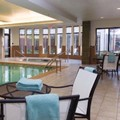 Swimming pool at Hilton Garden Inn Kalispell