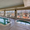 Swimming pool at Hilton Garden Inn Kent Island