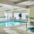 Swimming pool at Hilton Garden Inn Kitchener / Cambridge