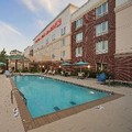Swimming pool at Hilton Garden Inn Lawton Fort Sill