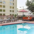 Swimming pool at Hilton Garden Inn Los Angeles / Hollywood