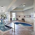 Swimming pool at Hilton Garden Inn Montreal Airport