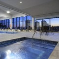 Swimming pool at Hilton Garden Inn Montreal Centre
