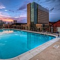 Swimming pool at Hilton Garden Inn Nashville Downtown