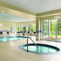 Swimming pool at Hilton Garden Inn Niagara on the Lake