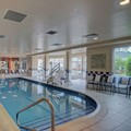 Swimming pool at Hilton Garden Inn Norwalk