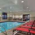 Swimming pool at Hilton Garden Inn Ogden