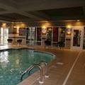 Swimming pool at Hilton Garden Inn Oxford / Anniston