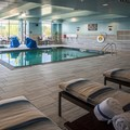 Pool image of Hilton Garden Inn Pittsburgh Airport