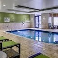 Swimming pool at Hilton Garden Inn Pittsburgh / Cranberry