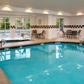 Swimming pool at Hilton Garden Inn Portland Lake Oswego