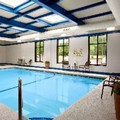 Swimming pool at Hilton Garden Inn Rochester / Pittsford