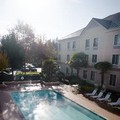 Swimming pool at Hilton Garden Inn Sacramento / South Natomas