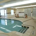 Swimming pool at Hilton Garden Inn Salt Lake City / Layton