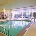 Swimming pool at Hilton Garden Inn Schaumburg