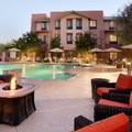Swimming pool at Hilton Garden Inn Scottsdale North / Perimeter Center