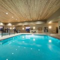 Swimming pool at Hilton Garden Inn Sioux City Riverfront