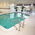 Swimming pool at Hilton Garden Inn St. Louis / O'fallon