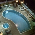 Swimming pool at Hilton Garden Inn Tampa / Riverview / Brandon