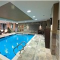 Swimming pool at Hilton Garden Inn Toronto Brampton