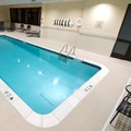 Swimming pool at Hilton Garden Inn Troy