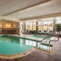 Swimming pool at Hilton Garden Inn Valley Forge / Oaks