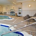 Swimming pool at Hilton Garden Inn Waldorf Maryland
