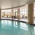 Swimming pool at Hilton Garden Inn Wallingford / Meriden