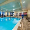 Swimming pool at Hilton Garden Inn Wayne
