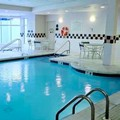 Swimming pool at Hilton Garden Inn Westbury