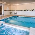 Swimming pool at Hilton Garden Inn White Marsh