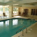 Swimming pool at Hilton Garden Inn of Meridian