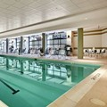 Swimming pool at Hilton Mclean Tysons Corner