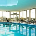 Swimming pool at Hilton Newark Airport