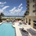 Swimming pool at Hilton Singer Island Oceanfront / Palm Beaches Res