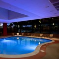 Swimming pool at Hilton Suites Chicago / Oak Brook
