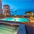 Pool image of Hilton Tampa Downtown
