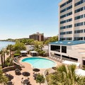 Swimming pool at Hilton Wilmington Riverside