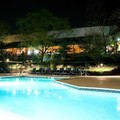 Swimming pool at Hilton Woodcliff Lake