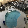 Swimming pool at Holiday Inn
