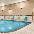 Swimming pool at Holiday Inn Ames Conference Center Isu