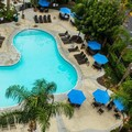Swimming pool at Holiday Inn Anaheim Resort