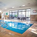 Swimming pool at Holiday Inn Beaumont Plaza