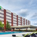 Swimming pool at Holiday Inn Bensalem Philadelphia Area