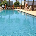 Swimming pool at Holiday Inn Biloxi